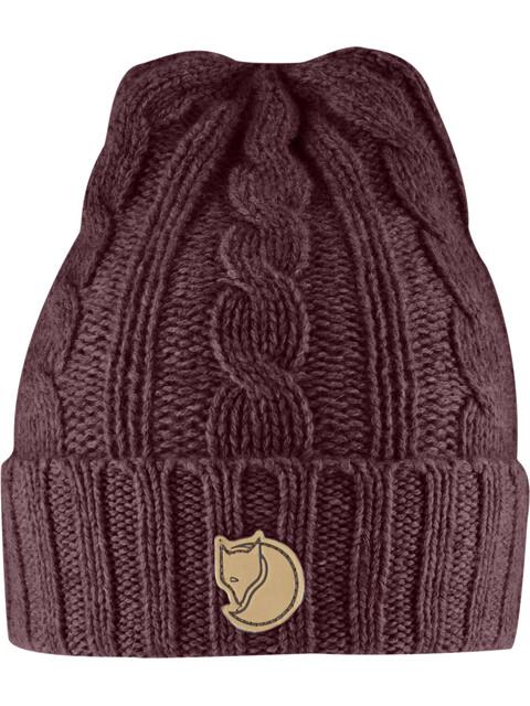Fjällräven Braided - Couvre-chef - violet